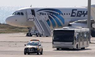 Перепутали: Угонщиком самолета оказался не профессор
