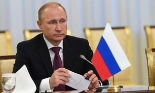 Путин предложил поднять социальные выплаты, чтобы добиться естественного прироста населения