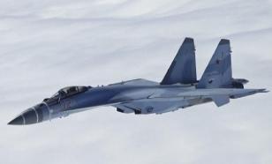 В Индии потерпел крушение истребитель С-30
