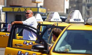 Московских таксистов больше волнуют недобросовестные участники рынка, чем нелегалы - источник