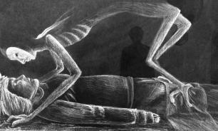 Сонный паралич: ужасное пробуждение