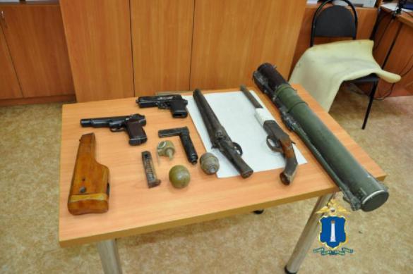 В Ульяновске полицейские расследовали кражу, а нашли гранатомет