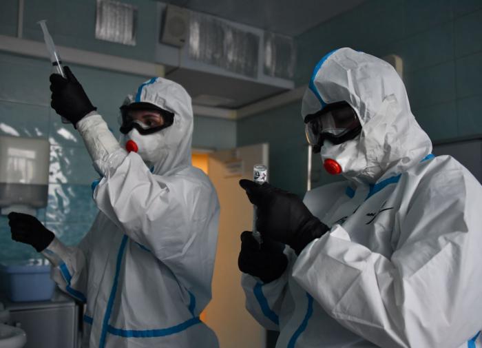 В Москве от коронавируса умерли еще 48 человек
