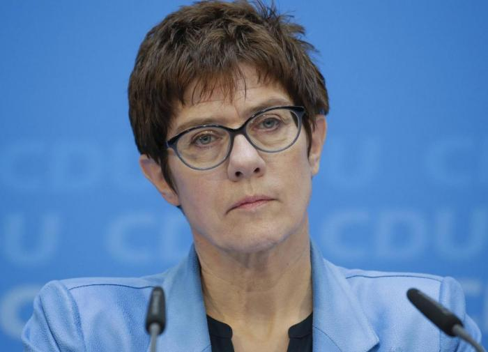 ФРГ обвинила Россию в повышении своих военных расходов