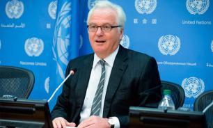Виталий Чуркин: Украину превратят в ядерную свалку