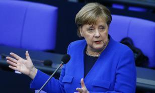 Ангела Меркель призвала Европу задуматься о мире без лидерства США