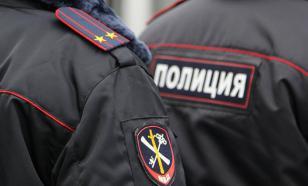 В Москве полицейские открыли огонь, чтобы задержать пьяных мужчин