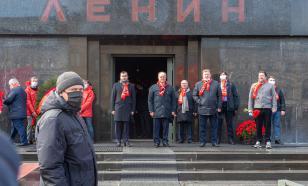 Зюганов: всех желающих захоронить Ленина - гнать палкой