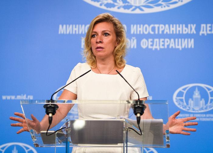 Захарова объяснила, к чему приведёт решение ЕСПЧ по Навальному