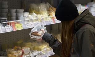 Банка российской сметаны оскорбила латышскую пенсионерку