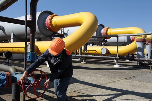 Украина не получила пока денег от ЕС на покупку газа