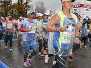 Россиянин, выигравший марафон в Японии, дисквалифицирован