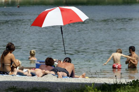 На Черном озере в Москве появятся искусственные острова