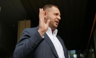 Нового главу офиса Зеленского уже обвинили в связях с Россией. ВИДЕО