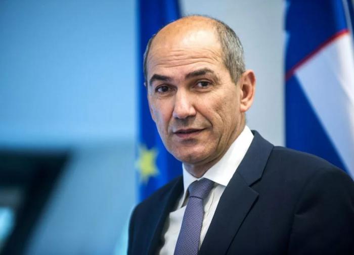 Словения предлагает провести новые выборы в Белоруссии
