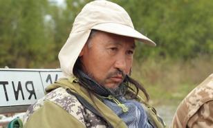 Якутский шаман анонсировал новый поход на Москву на белом коне