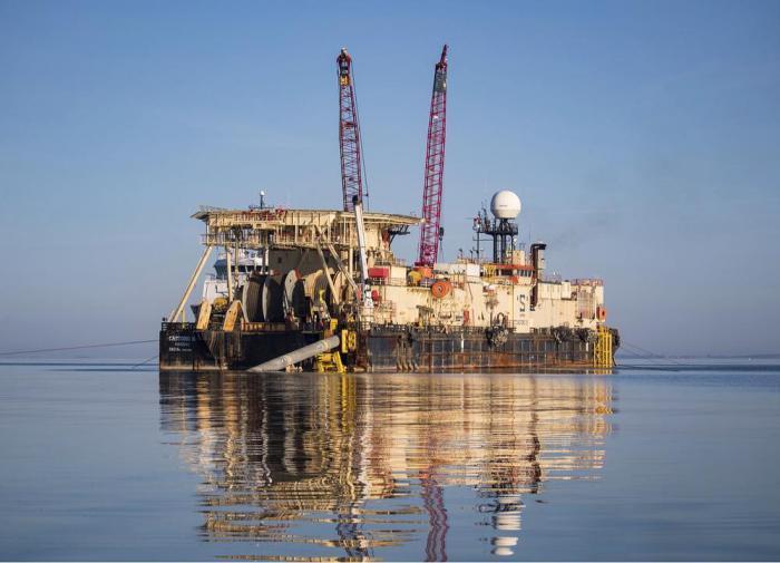 Названы сроки завершения строительства Северного потока-2