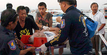 Увеличилось число погибших в Таиланде россиян
