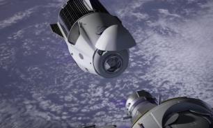 Беспилотный космический корабль Crew Dragon успешно состыковался с МКС
