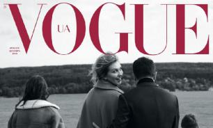 Жена Зеленского попала на обложку Vogue