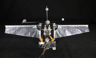 В Китае разработали летающего робота для изучения высокогорных ледников