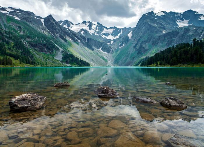 Сбербанк инвестирует в развитие курорта на Алтае 4 млрд рублей