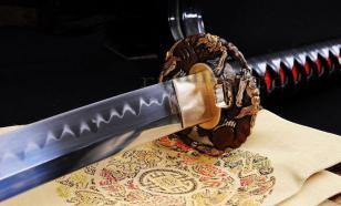 Секреты самурайского меча