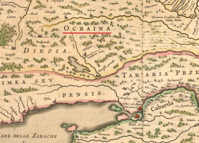 Как правильно называть Украину, Белоруссию, Молдавию