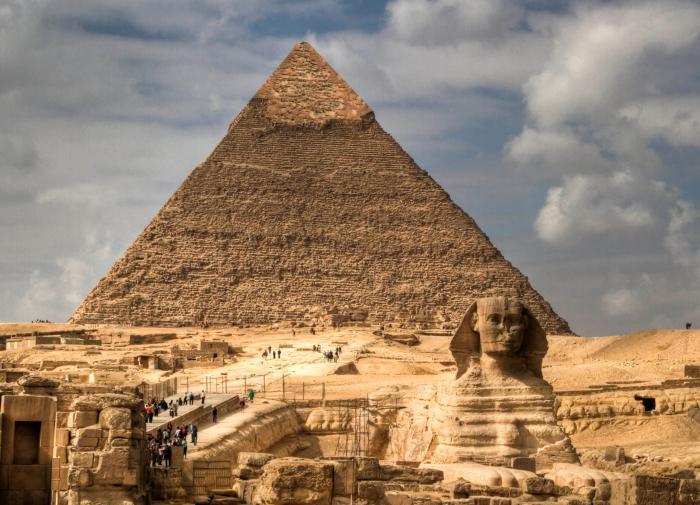 Покупайте пирамиды с Тутанхамоном в придачу! (Египет)
