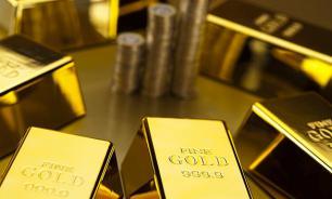 Центробанк сделал ставку на золото
