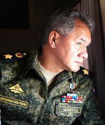 Шойгу обратился с предложением к главе Пентагона