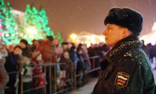 Новый год без ЧП: полиция начинает работать в усиленном режиме
