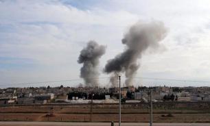 Трое российских военнослужащих погибли в Сирии в результате взрыва мины