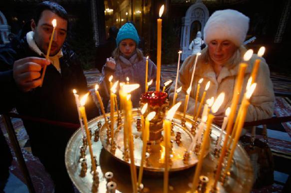 Каждый третий неправославный в России отмечает Рождество