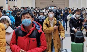В Японии дефицит медицинских масок. Жители скупают туалетную бумагу