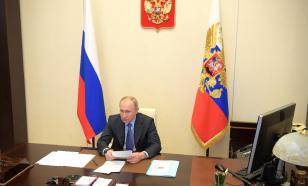 Путин отменил пошлину для получения паспорта РФ жителям Донбасса