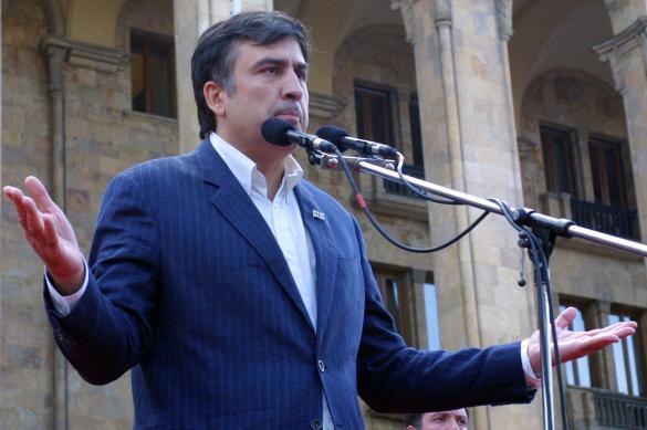 """В ДНР назвали Саакашвили """"западным эмиссаром"""""""