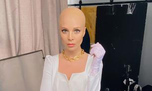 Наталья Подольская полностью облысела