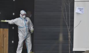 В Москве вновь растет число инфицированных коронавирусом