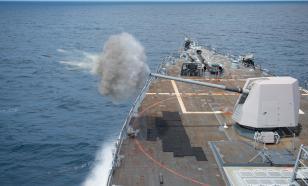 """В ВМС США рассказали, кто угрожает """"эпохе мира и процветания"""""""