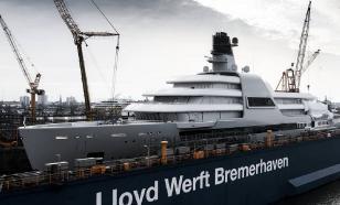 "Владелец ""Челси"" Абрамович купит 145-метровую яхту за 450 млн евро"