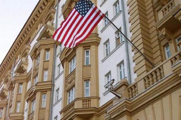 Пресс-секретарь посольства США вошла в список