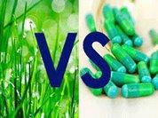 Таблетки или народная медицина?