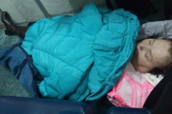 Коми: больную с инсультом везли в больницу на полу электрички