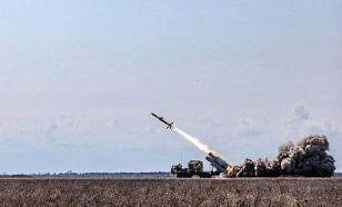 """Испытания """"угрожающей"""" Крымскому мосту украинской ракеты сняли на видео"""