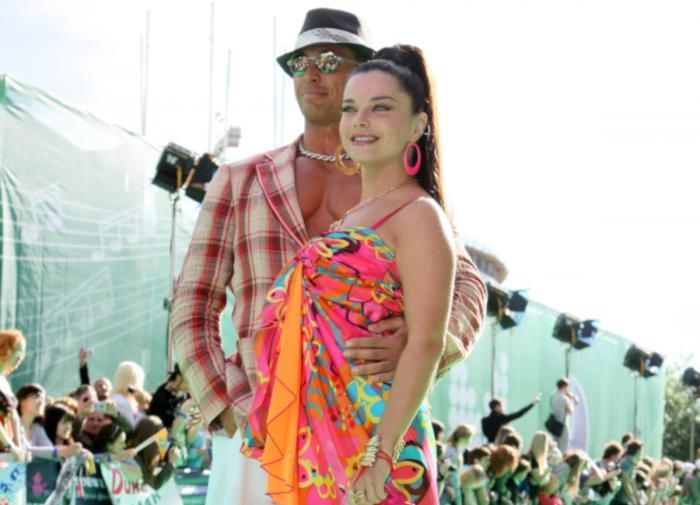 Наташа Королёва и Тарзан больше не живут вместе