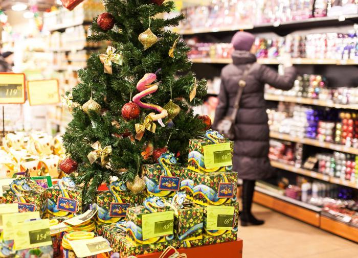 """""""Новый год к нам мчится"""": ритейлеры ожидают хорошую выручку"""