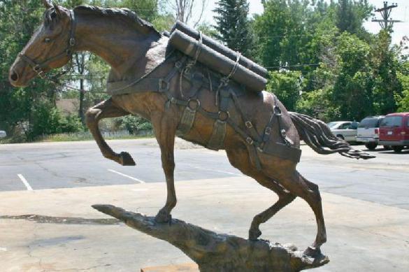 Лошади и их роль в Великой Отечественной войне
