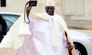 """После """"неправильных"""" выборов в Гамбию могут быть введены иностранные войска"""