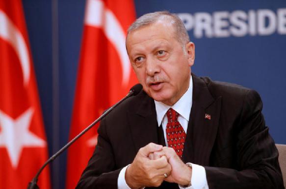Эрдоган: геноцид - это то, что творили с индейцами колонизаторы Америки